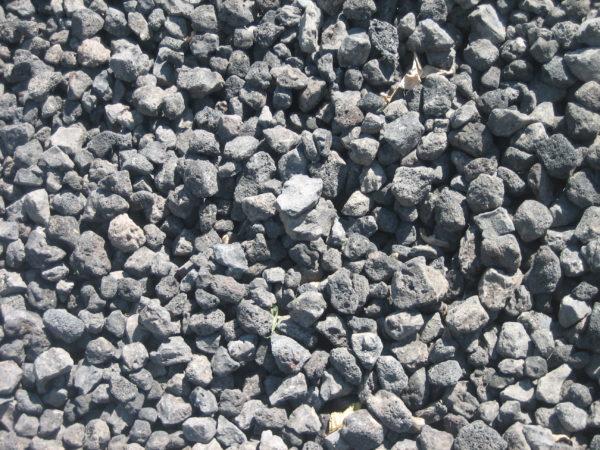 1 1/2″ Black Lava